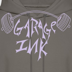 Garage Ink Powerlifting T-Shirts - Men's Hoodie