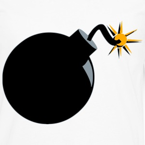 Bomb T-Shirts - Men's Premium Long Sleeve T-Shirt