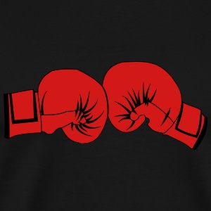 Boxing Gloves Tanks - Men's Premium T-Shirt