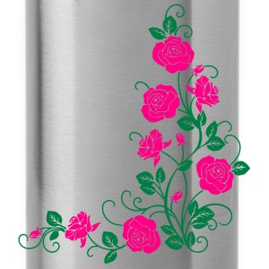 Rose_V1 Women's T-Shirts - Water Bottle