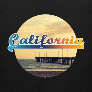 California Beach T-Shirts - Men's Premium Tank