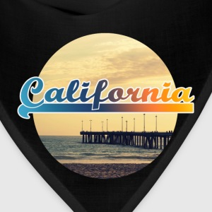 California Beach Hoodies - Bandana