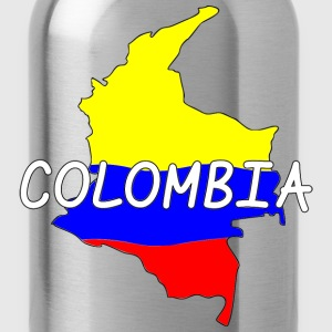 Colombia Kids' Shirts - Water Bottle