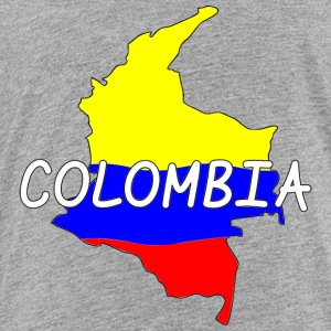Colombia Kids' Shirts - Toddler Premium T-Shirt