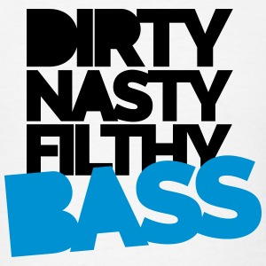 Dirty Bass Hoodies - Men's T-Shirt