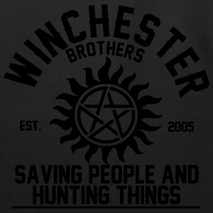 winchester brothers T-Shirts - Eco-Friendly Cotton Tote