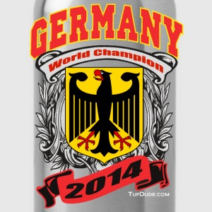 Germany 2014 Mens Black - Water Bottle