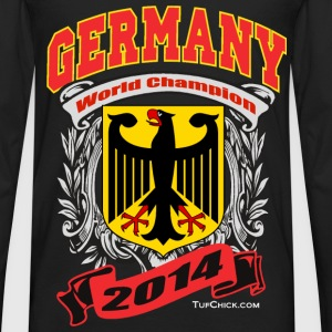 Germany 2014 Womens Black - Men's Premium Long Sleeve T-Shirt