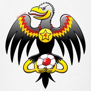 Germany's Eagle Soccer Champion Hoodies - Men's T-Shirt