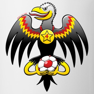Germany's Eagle Soccer Champion Baby & Toddler Shirts - Coffee/Tea Mug