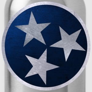 Tennessee State Flag - Water Bottle