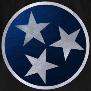 Tennessee State Flag - Men's Premium T-Shirt