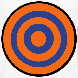 Bullseye T-Shirts - Men's Premium Long Sleeve T-Shirt
