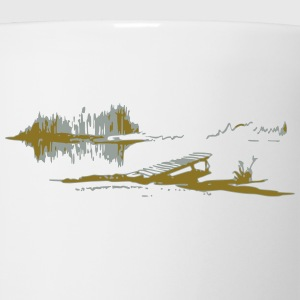 Pond T-Shirts - Coffee/Tea Mug