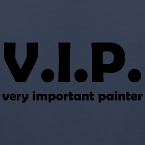 vip painter T-Shirts - Men's Premium Tank
