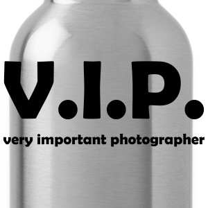 vip photographer T-Shirts - Water Bottle