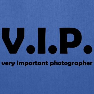 vip photographer T-Shirts - Tote Bag