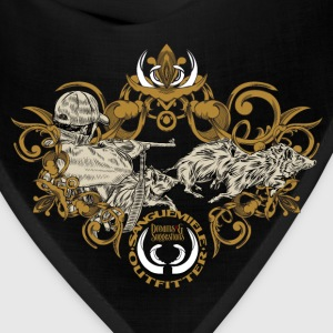 shooting running wild boa T-Shirts - Bandana