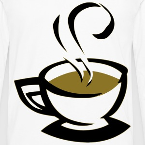 Coffee T-Shirts - Men's Premium Long Sleeve T-Shirt