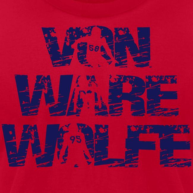 Von Ware Wolfe - Mens - T-shirt