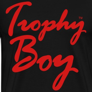 TROPHY BOY Hoodies - Men's Premium T-Shirt