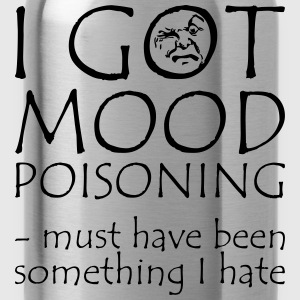 Mood Poisoning - Water Bottle