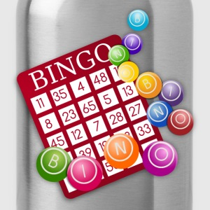 Bingo - Water Bottle