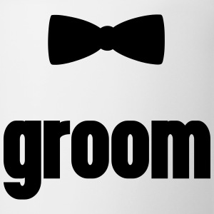 Groom Hoodies - Coffee/Tea Mug
