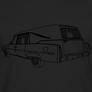 Cadillac Hearse - Men's Premium Long Sleeve T-Shirt