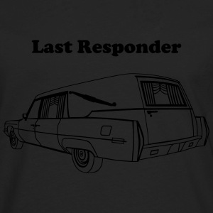 Hearse - Last Responder - Men's Premium Long Sleeve T-Shirt