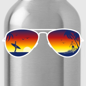 Summer Sunglasses T-Shirts - Water Bottle