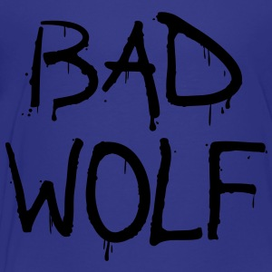 bad wolf Kids' Shirts - Toddler Premium T-Shirt