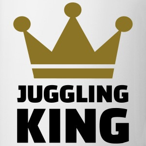 Juggling King T-Shirts - Coffee/Tea Mug