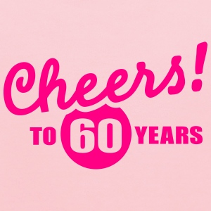 Cheers 60 birthday Women's T-Shirts - Kids' Hoodie