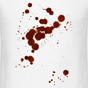 bloodstains Long Sleeve Shirts - Men's T-Shirt
