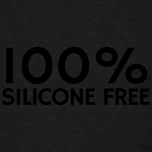 100% Silicone Free Hoodies - Men's T-Shirt