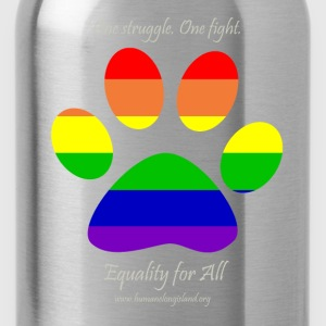 equality for all Tanks - Water Bottle