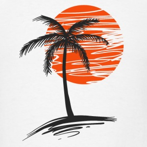 Palm tree Other - Men's T-Shirt