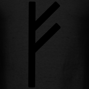 Fé Runic Wealth Tanks - Men's T-Shirt
