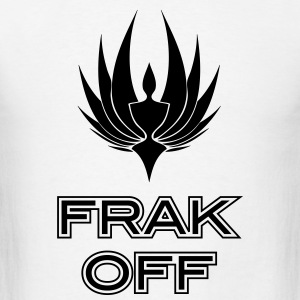 Frak Off BSG Tanks - Men's T-Shirt