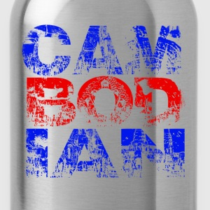 Cambodian T-Shirts - Water Bottle