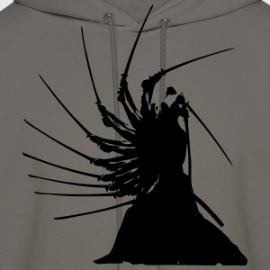 Samurai effects - Men's Hoodie