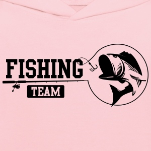 Fishing Team T-Shirts - Kids' Hoodie