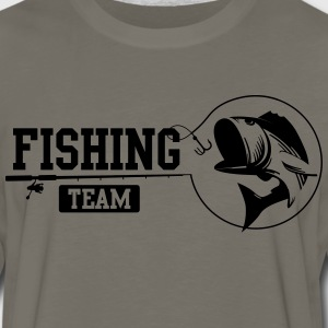 Fishing Team T-Shirts - Men's Premium Long Sleeve T-Shirt