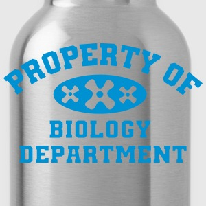 Property Of Biology Department - Water Bottle