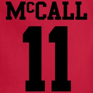 McCall 11 T-Shirts - Adjustable Apron