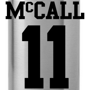 McCall 11 T-Shirts - Water Bottle
