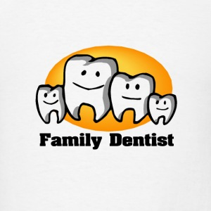 Family Dentist Bottles & Mugs - Men's T-Shirt