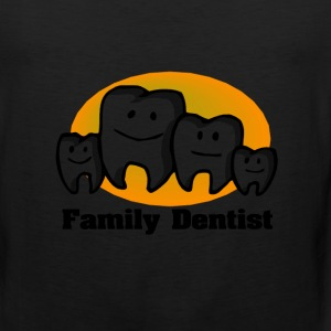 Family Dentist Long Sleeve Shirts - Men's Premium Tank