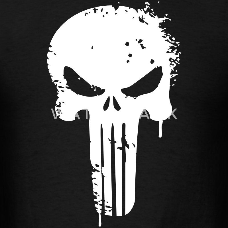 Not the Punisher - Men's T-Shirt